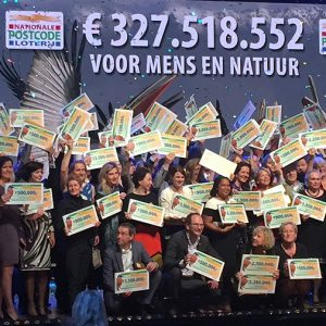 The WJC is awarded an €1.1m grant from the Dutch National Postcode Lottery