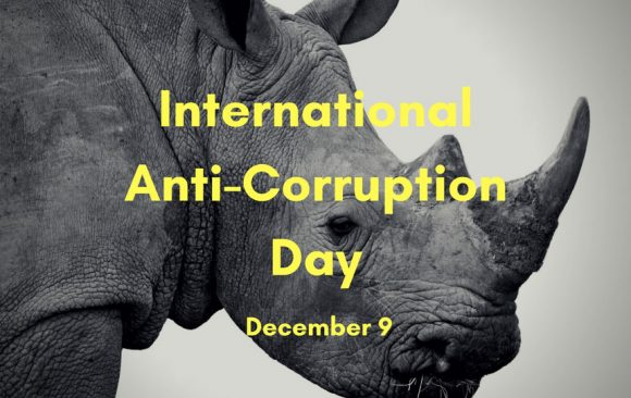 International Anti-Corruption Day – 9 December 2016