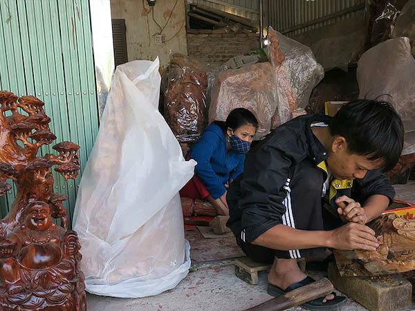 Inside Vietnam's hidden wildlife trade since Government crackdown