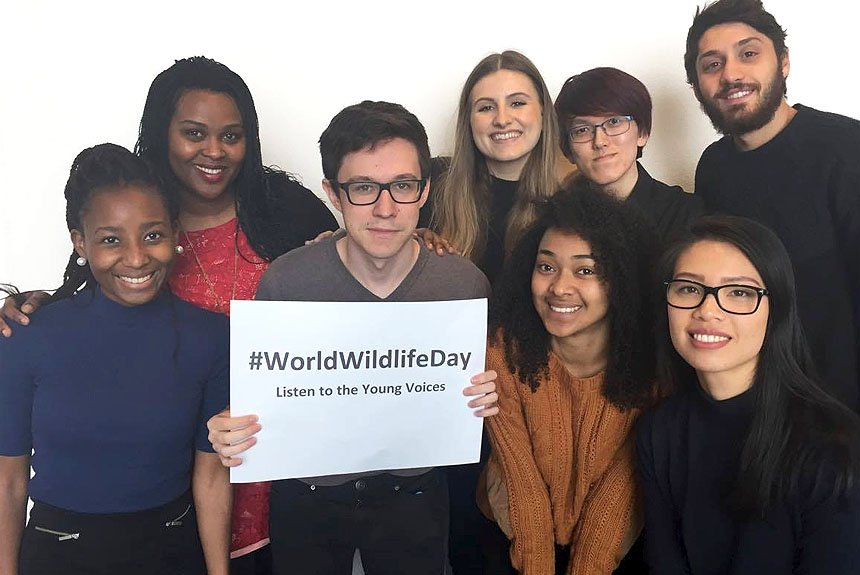 World Wildlife Day 2017 – Listen to the Young Voices