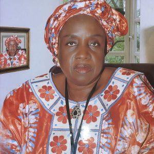 Fatoumata Dembélé Diarra