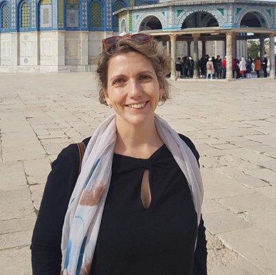 Isabel Leal, WJC Communication Director