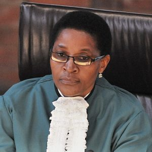 Judge Elizabeth Nkabinde