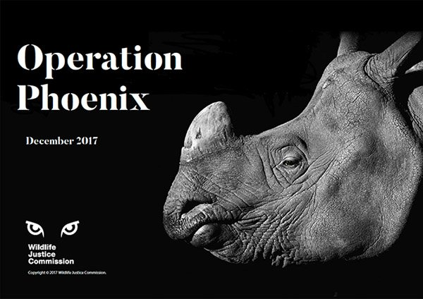 Operation Phoenix - Wildlife trafficking Vietnam