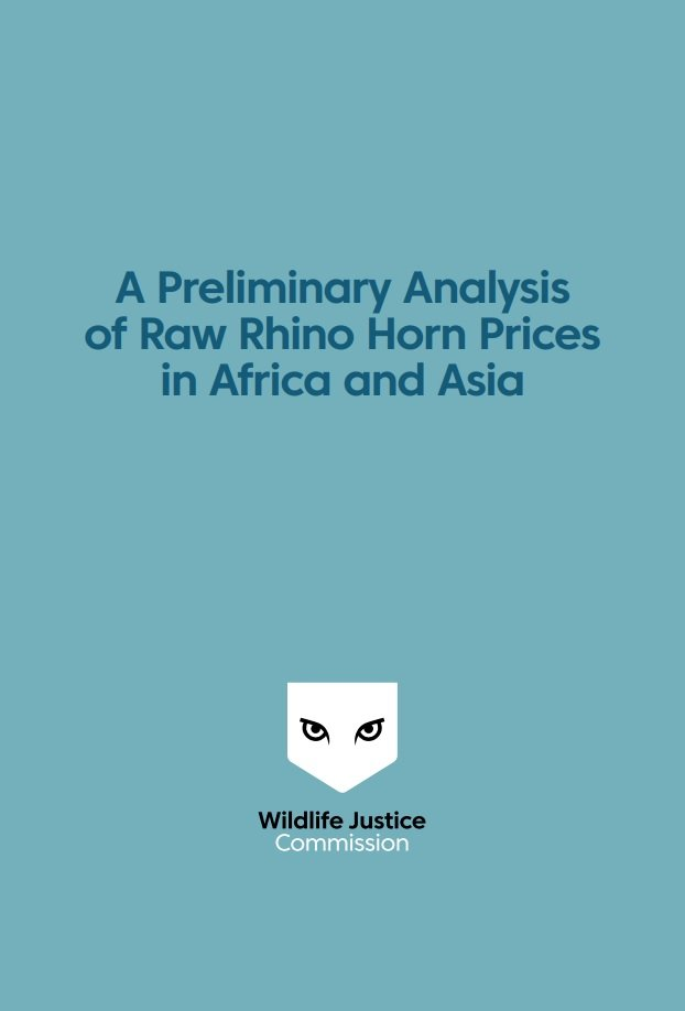A preliminary analysis of raw rhino horn prices in Africa and Asia