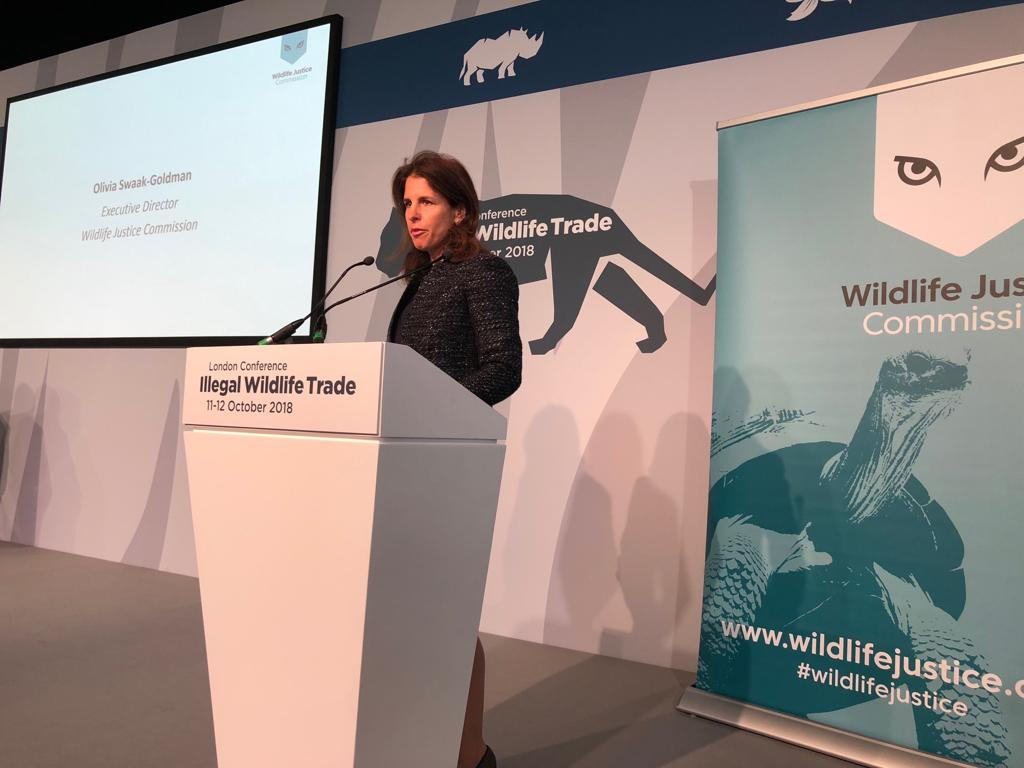 Illegal Wildlife Trade Conference, London