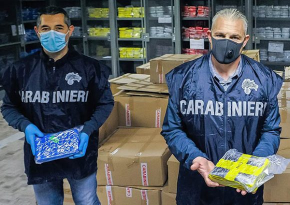 From drug dealers to loan sharks: how coronavirus empowers organised crime