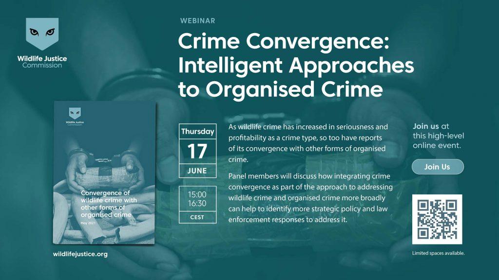 Webinar on Crime Convergence